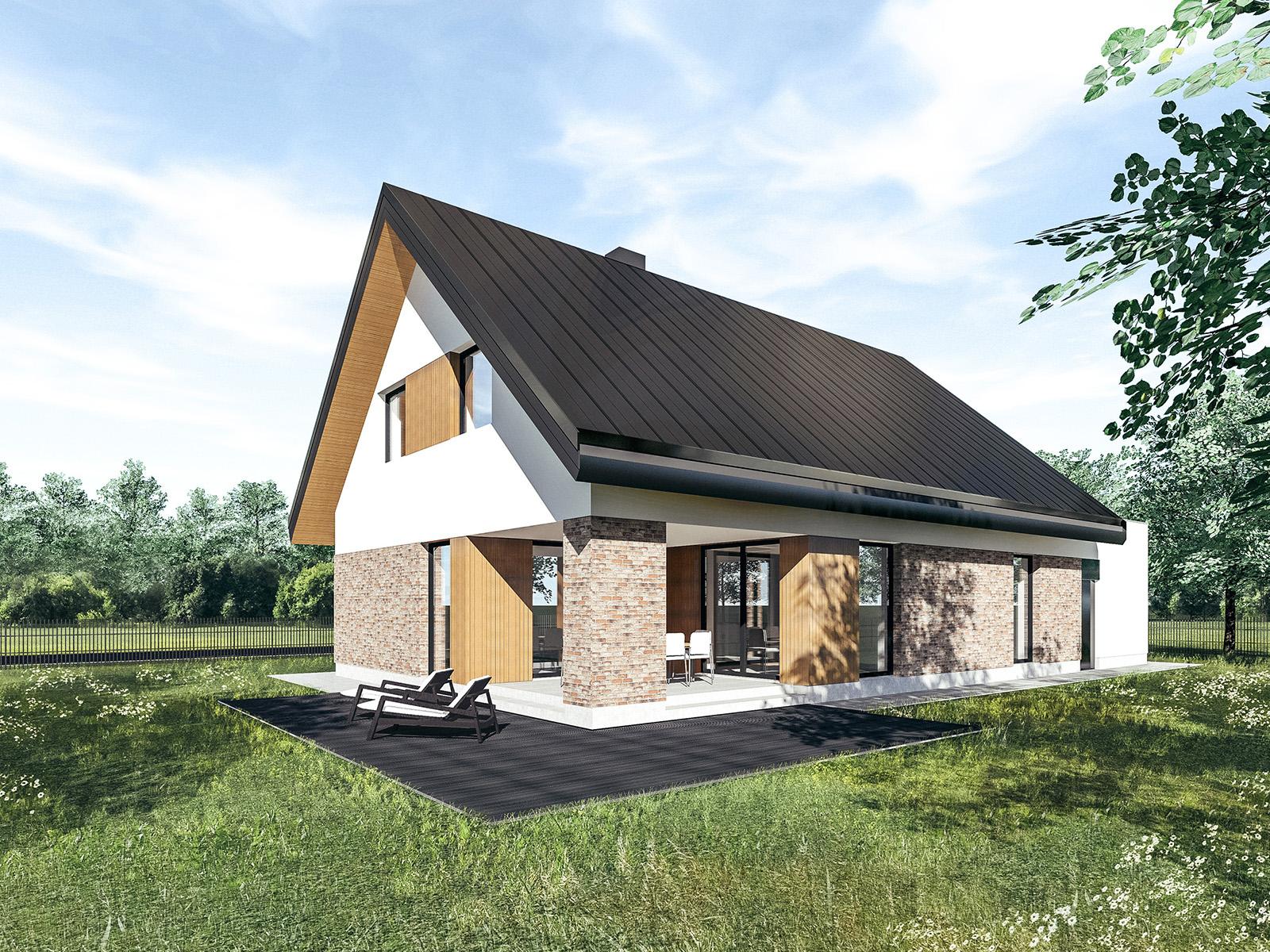 House in Wojslaw, Mielec