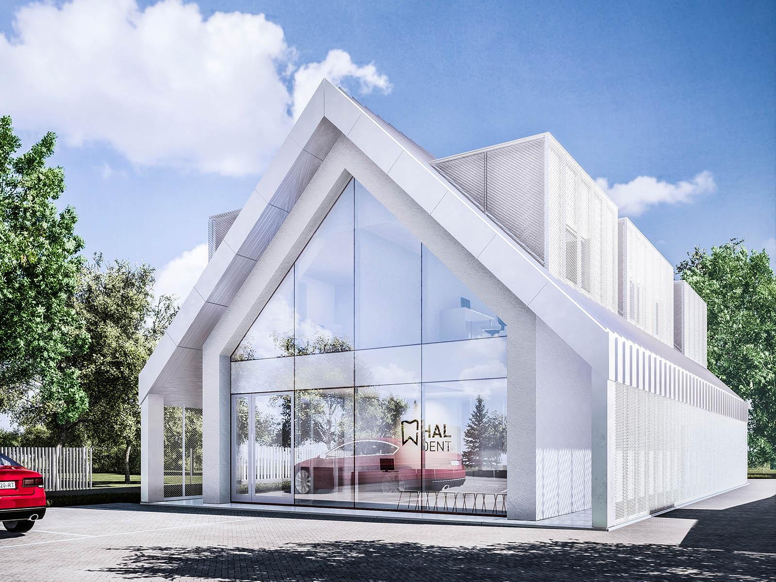 Klinika dentystyczna HALDENT, Zabierzów